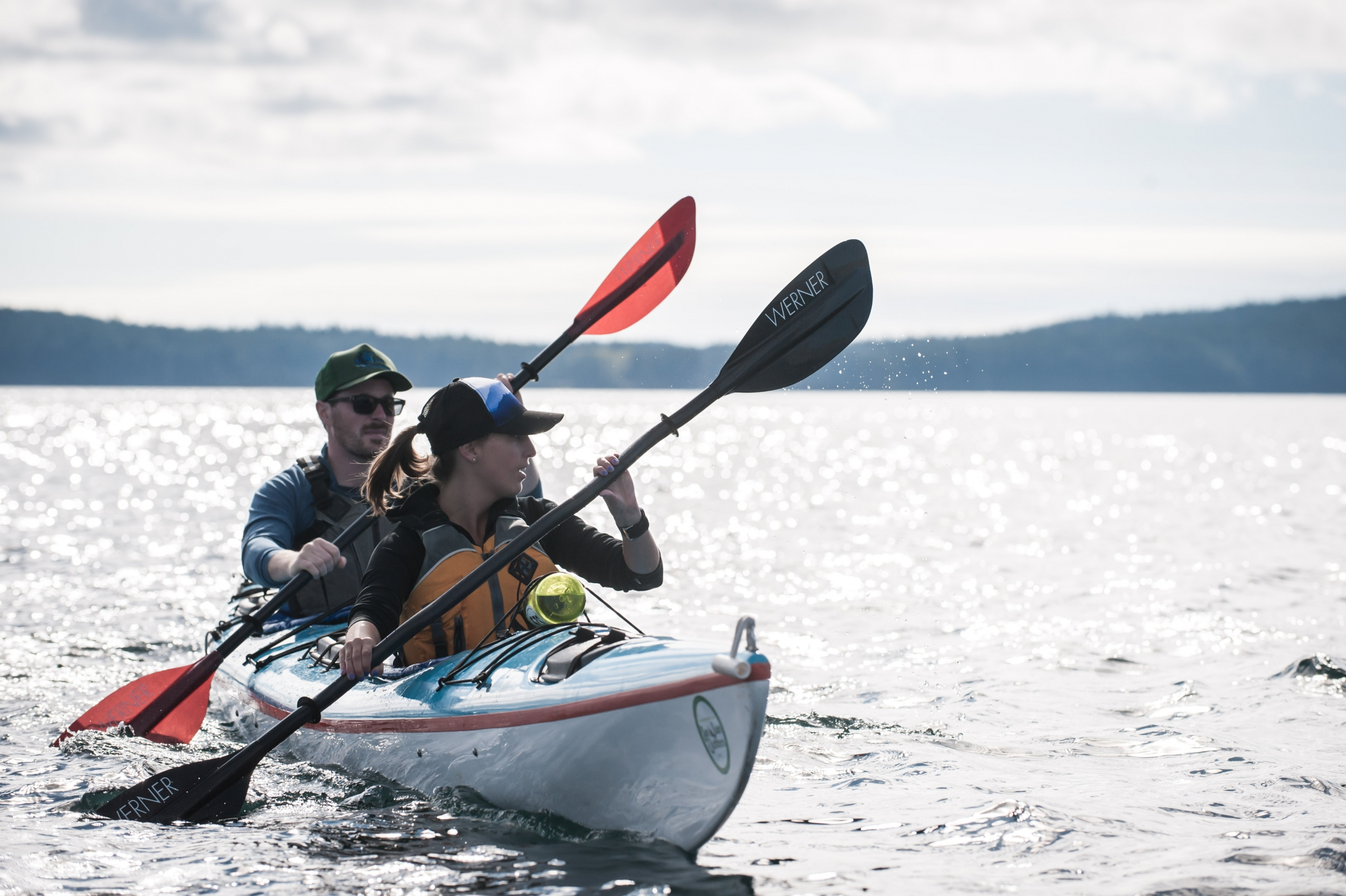 San Juan Islands Sea Kayaking Tours