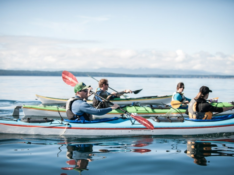 With the best guides in the industry, San Juan Outfitters will give you the best kayaking tours in the San Juan Islands