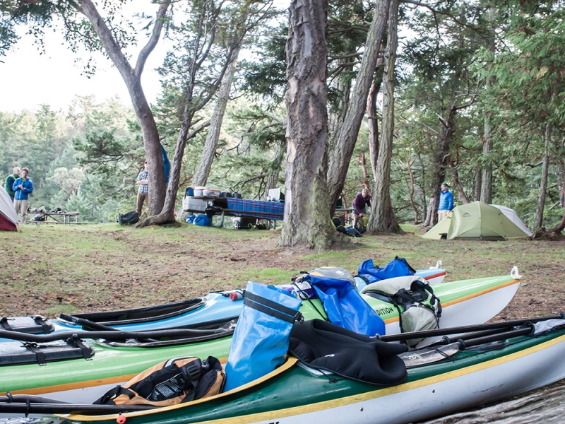 Our all inclusive San Juan Islands kayak tours provide all the gear for you