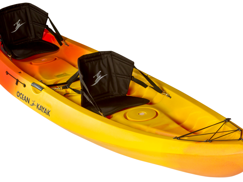 Ocean Kayak Rental on San Juan Island from San Juan Outfitters
