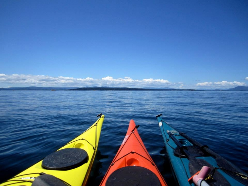 Friday Harbor San Juan Island Sea Kayak Rentals