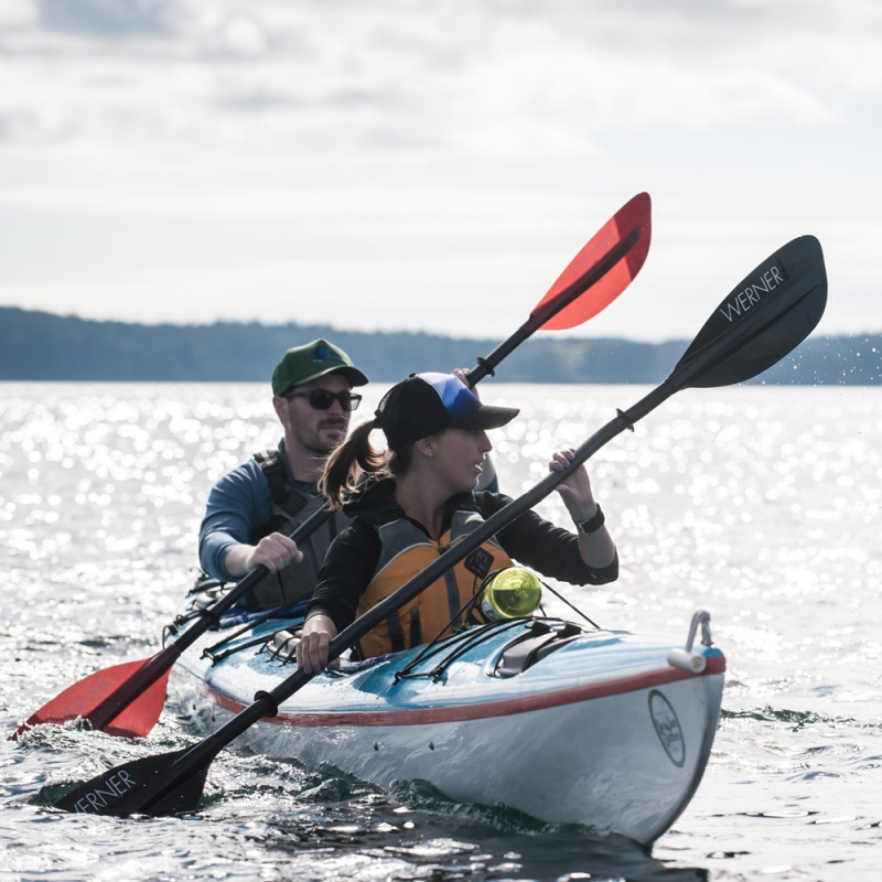 San Juan Island Outfitters has made the commitment to become the first Carbon Neutral Kayak, Whale Watch, and Adventure Company that we know of