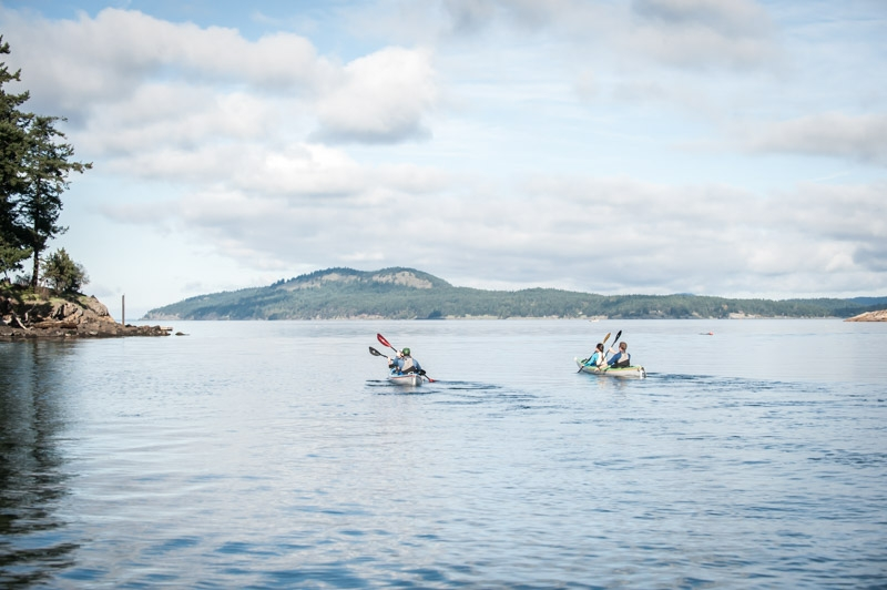 Experience adventure with San Juan Islands Kayaking
