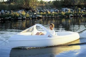Rent San Juan Outfitters Pedal Powered Boat