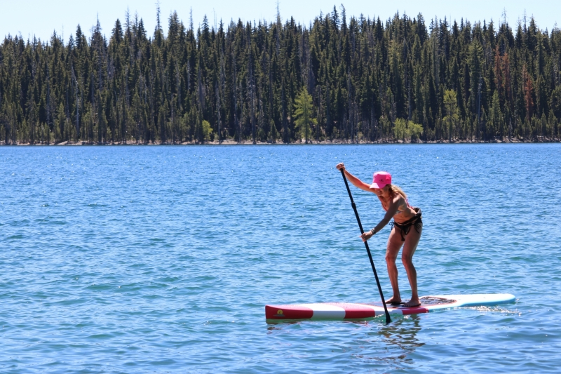 San Juan Outfitters Paddle Board Rentals