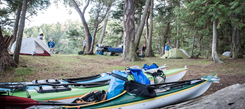 San Juan Outfitters Overnight Camping Trip