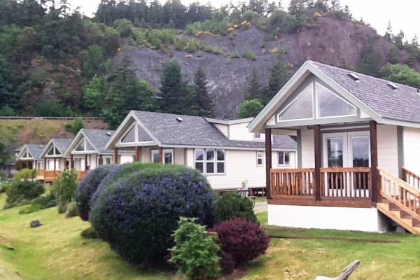Fidalgo Bay Resort Cottages
